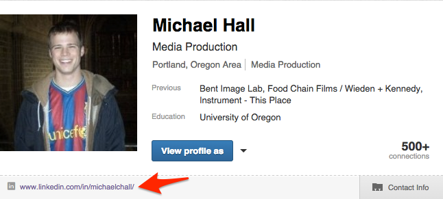using linked in to start your career in film production