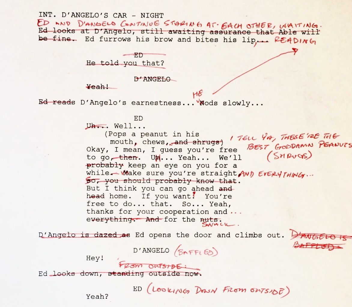 Custom writing tips on dialogue in screenplays