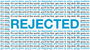 """""""I'M A FAILURE"""" AN HONEST LOOK AT REJECTION FOR FILMMAKERS"""