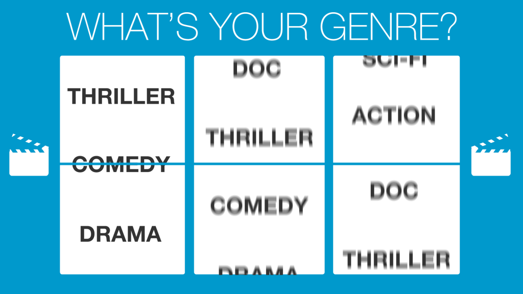 What's your genre